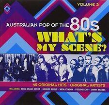 NEW Australian Pop of the 80s 3: Whats My Scene (Audio CD)