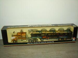 Kenworth Auto Transporter - Shinsei 1:64 in Box *50874