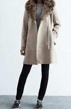 Casual Regular Size Military Coats & Jackets for Women