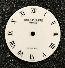 Co Ladies dial 100% Authentic Patek Philippe Calatrava Tiffany &