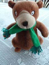 Kohls Cares for Kids Brown Bear Plush Stuffed Animal Toy You're All My Favorites