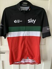 Rapha Team Sky Country Jersey (Italy) - Size Large. Brand New Without Tags.