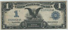 U.S.A 1 DOLLAR SILVER CERTIFIKATE 1899 P.338c.