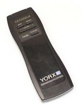 Yorx MC400143014 Remote Control for Stereo Audio CD Player System