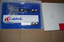 """1998 Cal Ark Winross Diecast 48' Trailer Truck """"White Wheels"""""""