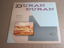 """Duran Duran-Rio(Part 1& 2),My Own Way-12"""" Vinyl 1982 EMI Made in UK"""
