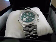 Mint Ladies Renato Ltd Production Diamond Swiss Watch. Black Dial.