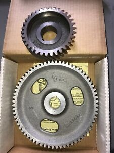 Engine Timing Gear Set-Matched Gear Set McQuay-Norris TG2760S