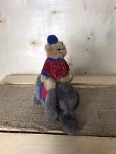 Boyds Bears Timothy & Tiny Jodibear Elephant & Circus Bear Ringmaster
