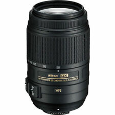Nikon Zoom Auto Focus Telephoto Camera Lenses