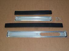 Set Scheuerleisten rechts / links Aluminium Simson Schwalbe KR51/1 KR51/2