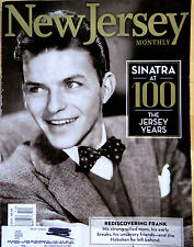 SINATRA AT 80 & 100 - LIFE 10/95 & NJ MONTHLY MAGAZINE 12/15 -THE JERSEY YEARS