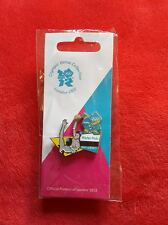 Olympics London 2012 Venue Sports Logo Pose Pin - Water Polo