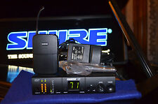 Shure UC4 UHF Wireless Guitar System w/case  UC1 UB Nice USA Legal Frequencies