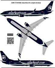 1/144 Boeing 737-800 Alaska decal