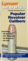 Lyman Load Data Book Popular Revolvers Caliber 3 Ounce 9780006