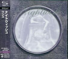 NIGHTWISH ONCE CD +2 - 2012 JAPAN RMST SHM - Tarja Turunen - GIFT QUALITY!