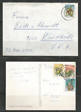 South West Africa Maltahöhe Brief und Postkarte