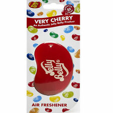 3D Jelly Belly Bean Car Air Freshner Very Cherry Scent Flavour Smell