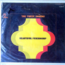 """THREE SOUNDS - BEAUTIFUL FRIENDSHIP - LIMELIGHT - 7"""" STEREO JUKEBOX EP - SEALED"""