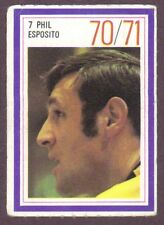 1970-71 Esso Hockey Stamp Phil Esposito Boston Bruins