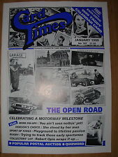 CARD TIMES MAGAZINE FORMERLY CIGARETTE CARD MONTHLY No 107 JANUARY 1999