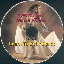LEARN THE EROTIC ART OF BELLY DANCING THE EASY WAY!