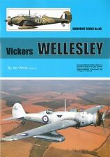 Warpaint Series No.086 Vickers Wellesley 40 Pages Book