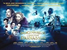 Imaginarium of Doctor Parnassus - Original UK Quad Poster - Heath Ledger