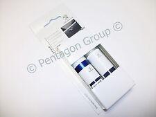 Nuevos Originales Peugeot retocar Pintura Lápiz Kit Azul Recife Egeo KMF 986386 Nuevo