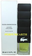 Lacoste Challenge By Lacoste 3.0oz Edt Spray For Men New In Tster Box/Unbox