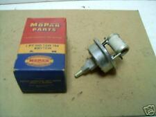 Mopar NOS Heater Switch 51-54 Plymouth, Dodge, DeSoto