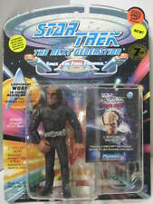 LIEUTENANT WORF IN RESCUE OUTFIT STAR TREK NEXT GENERATION STNG FIGURE UNOPENED