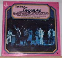 Sha Na Na - The Best - Original 1976 LP Record Album - Excellent Vinyl
