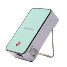 Portable Mini Fan Heater Desktop Winter Keep Warm Desk Space Heaters 220V 200W
