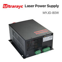 80W PSU CO2 Laser Power Supply for 80W Laser Tube Engraver Cutter MYJG-80 110V