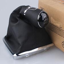 5Speed Gear Shift Knob For VW Volkswagen Jetta 5 6 GOLF6 VI MK5 MK6 5KD 711 113A