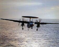 US   NAVY  E-2C  HAWKEYE 16 X 20 INCH AIRPLANE ART PRINT MILITARY  POSTER