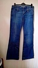 FORNARINA BOOTCUT  TOMBOY JEANS,SIZE 28 - 34 IN/LEG ( 40CM W/BAND )