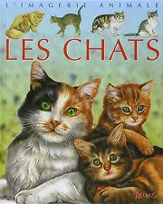Livre enfant thème animaux - Les Chats - Pour Les Faire Connaître Aux Enfants