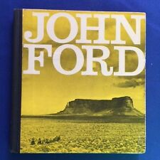 JOHN FORD - FIRST EDITION INSCRIBED BY PETER BOGDANOVICH