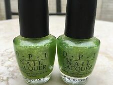 2 x OPI CALL MY CELL-ERY (NL B49)