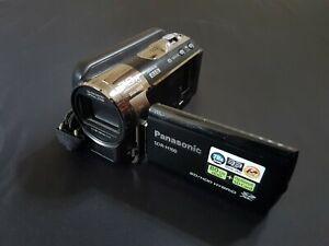 Panasonic SDR-H100 SD HDD Video Camera 80GB