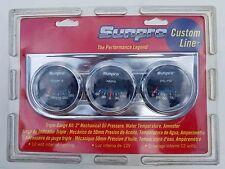 Sunpro CP7999 Triple Gauge Kit