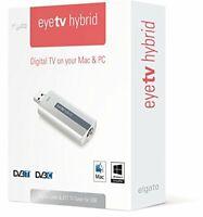 Elgato EyeTV Hybrid Digital Cable and DTT TV Tuner - White