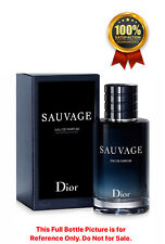 SAUVAGE by DIOR EDP 6 mL Spray Bottle Sample Travel Size Men Perfume