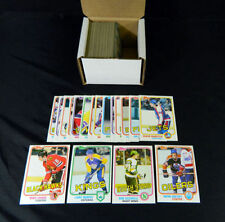 1981-82 Topps Hockey Complete set 1-198 Gretzky, Savard, FROM VENDING FREE SHIP