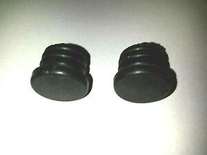 Ducati Rubber Swingarm Plugs (2) OEM NOS 87210311A