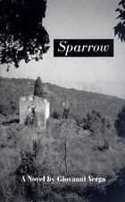 Sparrow : A Novel by Gordan, Lucy, Verga, Giovanni