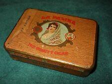 "Vintage La Palina Senators Cigar tin 'Pocket Edition"""